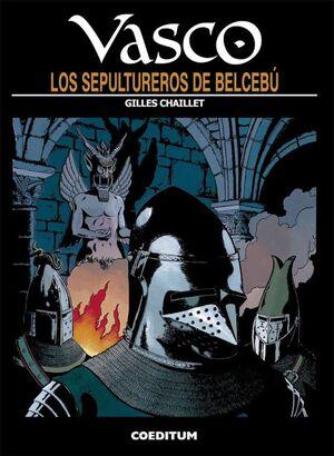 VASCO #13. LOS SEPULTUREROS DE BELCEBU