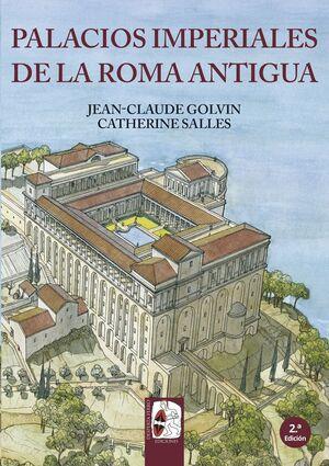 DESPERTA FERRO: ILUSTRADOS #04. PALACIOS IMPERIALES DE LA ROMA ANTIGUA