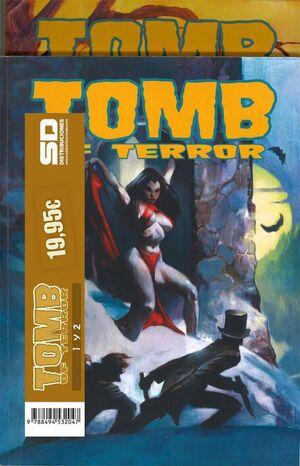 PACK TOMB OF TERROR VOL. 1 Y 2