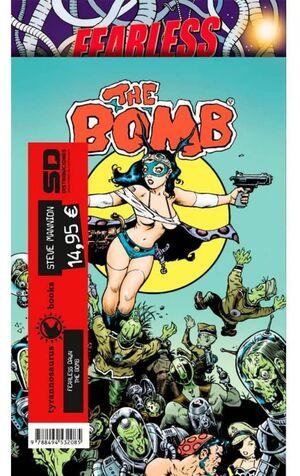 PACK STEVE MANNION: FEARLESS DAWN + THE BOMB