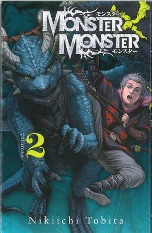 MONSTER X MONSTER #02