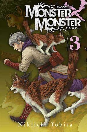 MONSTER X MONSTER #03