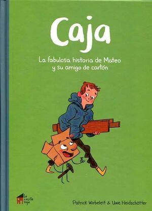 CAJA. LA FABULOSA HISTORIA DE MATEO