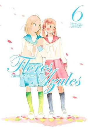 FLORES AZULES #06