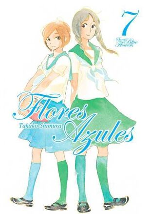 FLORES AZULES #07
