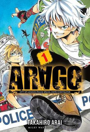 ARAGO #01