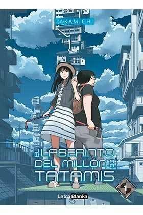 EL LABERINTO DEL MILLON DE TATAMIS #01