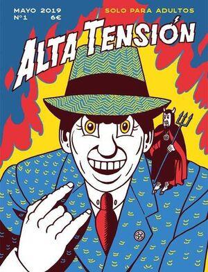ALTA TENSION #01. MAYO 2019