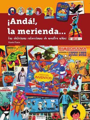 ANDA LA MERIENDA! #01