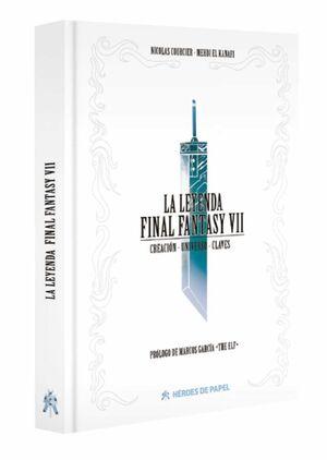LA LEYENDA FINAL FANTASY VII (NUEVA EDICION)