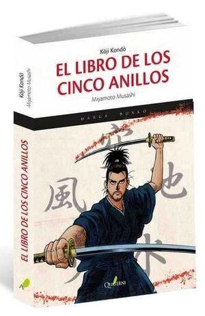 EL LIBRO DE LOS CINCO ANILLOS (EL MANGA)