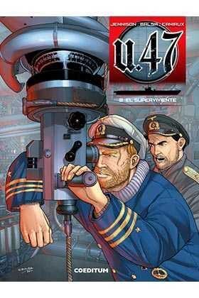 U 47 #02. EL SUPERVIVIENTE