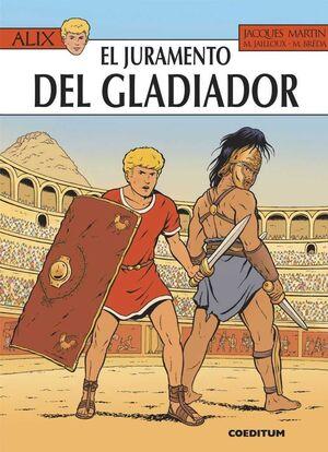 ALIX #36. EL JURAMENTO DEL GLADIADOR