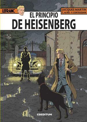 LEFRANC #28. EL PRINCIPIO DE HEISENBERG