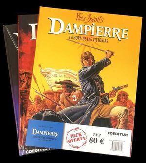 PACK DAMPIERRE. EDICION INTEGRAL