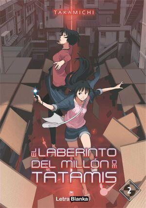 EL LABERINTO DEL MILLON DE TATAMIS #02