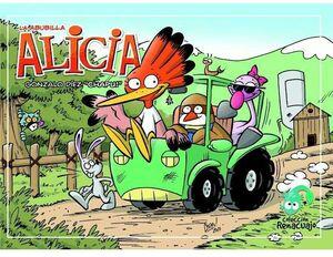 LA ABUBILLA ALICIA #01