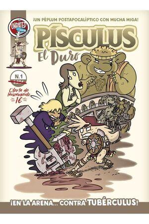 PISCULUS EL DURO #01