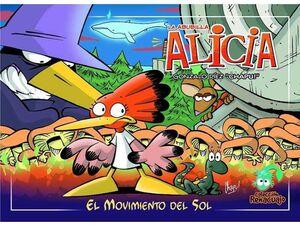 LA ABUBILLA ALICIA #02 EL MOVIMIENTO DEL SOL