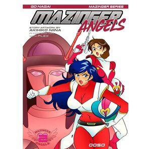 MAZINGER ANGELS VOL.2