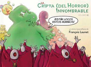 LA CRIPTA (DEL HORROR) INNOMBRABLE #03