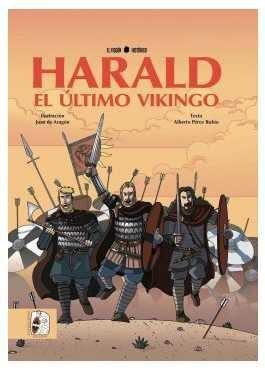 DESPERTA FERRO: HARALD EL ULTIMO VIKINGO