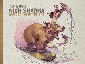 ARTBOOK NICK SHARMA. KINGDOM UNDER THE SUN