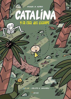CATALINA Y LA ISLA DEL CICLOPE