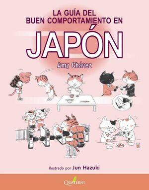 LA GUIA DEL BUEN COMPORTAMIENTO EN JAPON