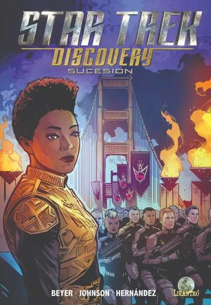 STAR TREK: DISCOVERY SUCESION
