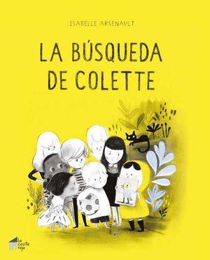 LA BUSQUEDA DE COLETTE