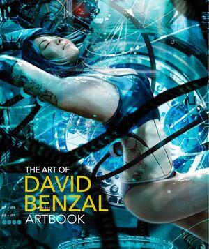 THE ART OF DAVID BENZAL. ARTBOOK