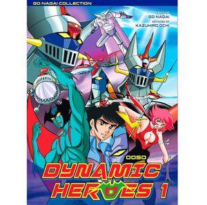 DYNAMIC HEROES #01