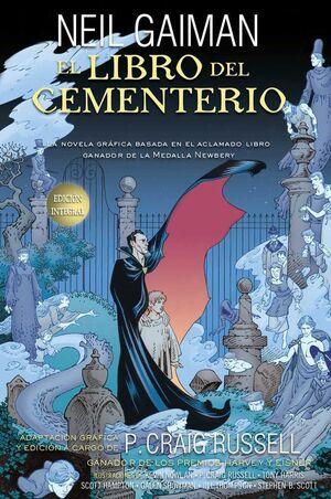 EL LIBRO DEL CEMENTERIO. EDICION INTEGRAL (COMIC)