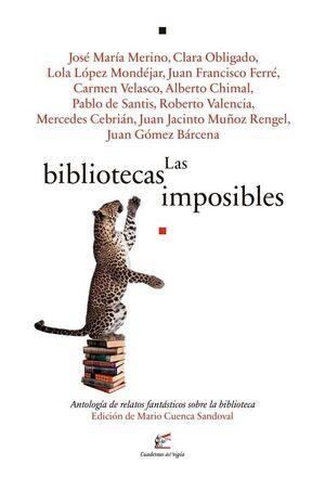 LAS BIBLIOTECAS IMPOSIBLES