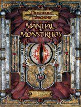 DD3: MANUAL DE MONSTRUOS