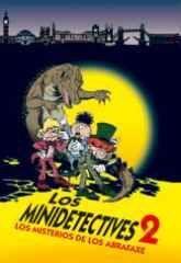 LOS MINIDETECTIVES #02. LOS MISTERIOS DE LOS ABRAFAXE
