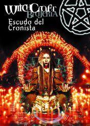 WITCHCRAFT: ESCUDO DEL CRONISTA (PANTALLA)