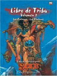SLAINE JDR: LIBRO DE TRIBU #2