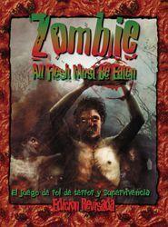 ZOMBIE: ALL FLESH MUST BE EATEN 2º EDICION REVISADA
