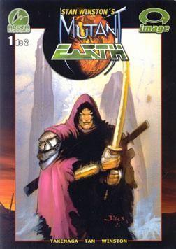 MUTANT EARTH #1