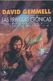 CICLO DE DRENAI VOL.4: LAS PRIMERAS CRONICAS