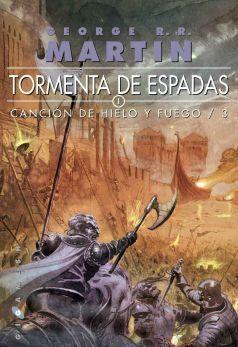 CANCION DE HIELO Y FUEGO VOL.3: TORMENTA DE ESPADAS (BOLSILLO) (3 VOLS)