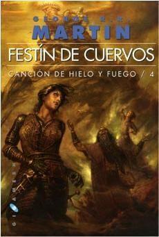 CANCION DE HIELO Y FUEGO VOL.4: FESTIN DE CUERVOS (BOLSILLO)