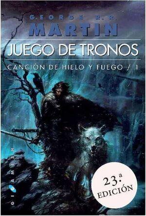 CANCION DE HIELO Y FUEGO VOL.1: JUEGO DE TRONOS (RTCA)