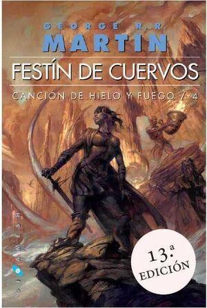 CANCION DE HIELO Y FUEGO VOL.4: FESTIN DE CUERVOS (RTCA)