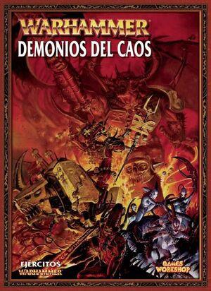 EJERCITO WARHAMMER: DEMONIOS DEL CAOS (DESCATALOGADO)