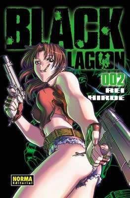 BLACK LAGOON #02