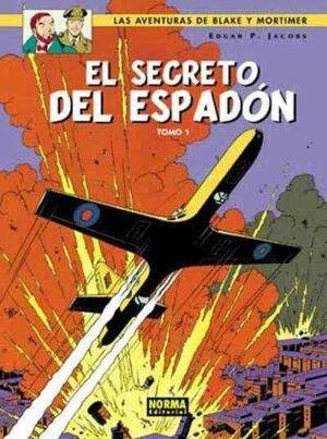 BLAKE Y MORTIMER #09. EL SECRETO DEL ESPADON 1