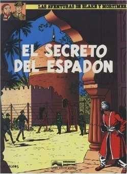BLAKE Y MORTIMER #10. EL SECRETO DEL ESPADON 2